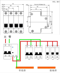 elcb mcb wiring diagram 28 images earth leakage current elcb