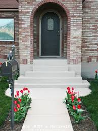 Painting A Cement Patio by Concrete Patio Paint Ideas Perfect Paint Concrete Floor Exterior