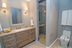 guest bathrooms ideas guest bathroom ideas our guest bathroom makeover fancy shower