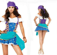 Big Size Halloween Costumes Cheap Gypsy Halloween Costumes Aliexpress