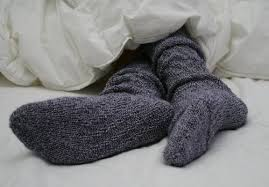 Can You Wear Compression Socks To Bed Is It Okay To Wear Socks While Sleeping Quora