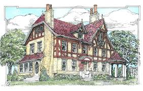 tudor style house plans tudor mansion home plans