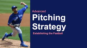 advanced pitching strategy establishing the fastball pro