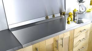 recouvrir plan de travail cuisine plan de travail cuisine en zinc ambiance provenaale plan de
