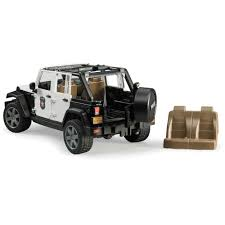 police jeep toy bruder jeep wrangler rubicon police vehicle qc supply
