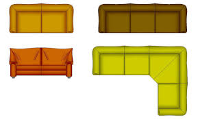 floor plan couch couch cad drawing drawing pinterest