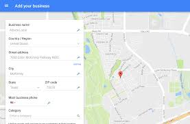 How To Correct Google Maps How To Create A Google My Business Listing Advice Local