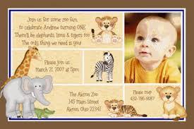zoo birthday invitations reduxsquad com
