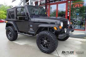 jeep wheels jeep wrangler with 17in fuel octane wheels exclusively from butler