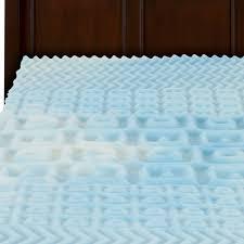Comforpedic Gel Memory Foam Mattress Topper Beautyrest 3