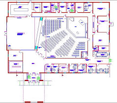 Church Floor Plan by Church Sound System And Church Architect Design Consultant