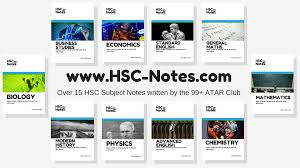 how to get started writing kickass hsc study notes