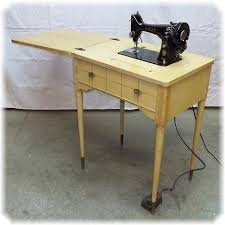 Singer Sewing Machine Cabinets by Singer 99k Sewing Machine Cabinet 1957 This Was My Mother U0027s First