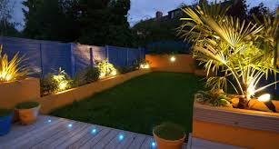 Backyard Lighting Ideas For A Party by Beautiful Garden Lighting Ideas