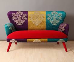 Colorful Sofa Covers Stunning Colorful Sofas On Furniture With Sofa Mediterranean