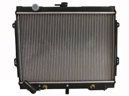 mitsubishi pajero 3 litre v6 radiator auto manual nh nj nk 91 92