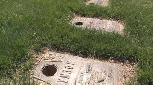 Vases Stolen From Cemetery Vase Thefts Persist At Delaware Cemeteries
