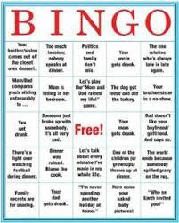 thanksgiving bingo dysfunctional bootsforcheaper