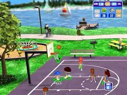 Backyard Basketball Online by Backyard Basketball Gameplay Youtube