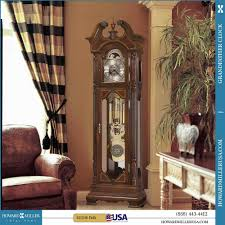 Barwick Clocks Grandfather Clocks From Howard Miller