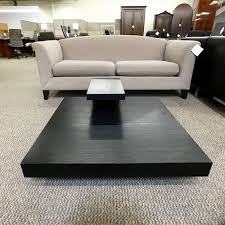 Low Modern Coffee Table Used 48