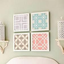 geometric home decor geometric prints european inspired home decor ballard designs