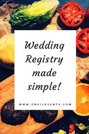 where to register for your wedding 62 best images about how to start planning your wedding on