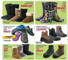 crocs black friday fred meyer black friday ad 2012 50 off socks ipod touch gift