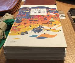 A Map Of The World Book by Books 5w Blog