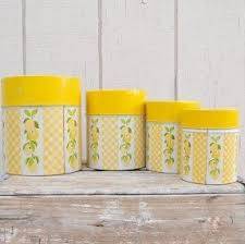 what to put in kitchen canisters yellow kitchen canisters foter