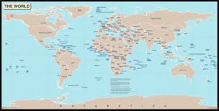 world map mountains rivers deserts best photos of world map with countries world map countries