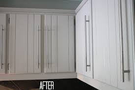 How To Paint Kitchen Cabinets No PaintingSanding - Painting kitchen cabinets gray