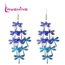 online buy wholesale dragonfly earings from china dragonfly