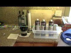 developing c41 color film at home darkroom setup ideas