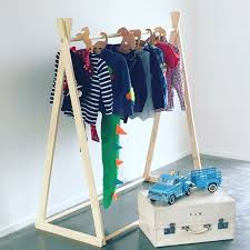 solid pine clothing rack a frame clothes rack garment rack