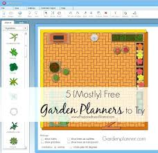 Planning A Garden Layout Free Free Garden Planner Garden Design Program Best Garden Planning