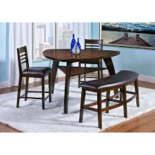 black triangle dining table with benches triangular dining table