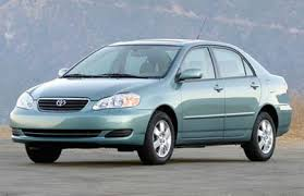 used car from toyota rent a car at air