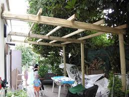 prezzi tettoie in legno per esterni 50 idee di coperture in legno per giardino image gallery