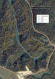 River Ranch Florida Map by Kentucky Land For Sale In Cumberland County Cumberland Ridge