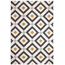 crawford reversible peruvian llama flat weave rug 8 x 10