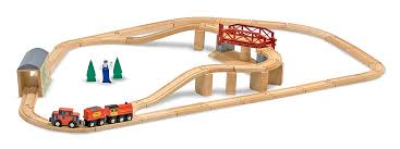 Melissa And Doug Train Table Trucks Trains And Vehicles Sets Category Unpluggedtoysgifts