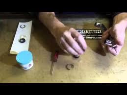 Chicago Faucet Co Chicago Faucet Spout Repair Demo Youtube