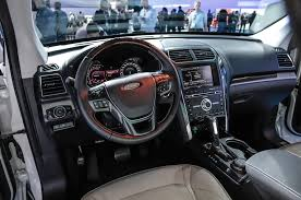 cars ford explorer 2016 ford explorer sport cockpit jpg 2048 1360 my future car