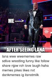 Wwe Memes Funny - 25 best memes about lana lana memes