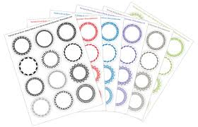 Printable Labels Free Printable Labels U0026 Templates Label Design Worldlabel Blog