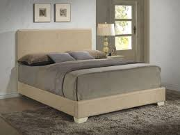 queen upholstered bed with mattress set u0026 free delivery in nyc