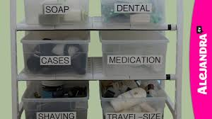 Bathroom Cabinet Organizer Bathroom Cabinet Organization Tips