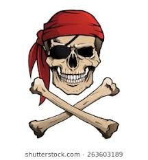 pirate skull images stock photos vectors