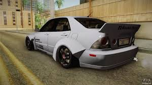 lexus rc rocket bunny lexus is300 rocket bunny v2 for gta san andreas